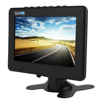 Przenośne telewizory Leadstar Car telewizja cyfrowa wysoka czułość HD 1080P na analogowy telewizja cyfrowa Atv 7 #8222 odtwarzacz audio-wideo telewizor samochodowy tanie i dobre opinie Composite A V 6 1-9 cali WXGA (1280*768) 16 9 PAL (50Hz) Ntsc Secam Wtyczka uk 7inch YOUTHINK WXGA(1280*768) USB(USB) PAL(50Hz)