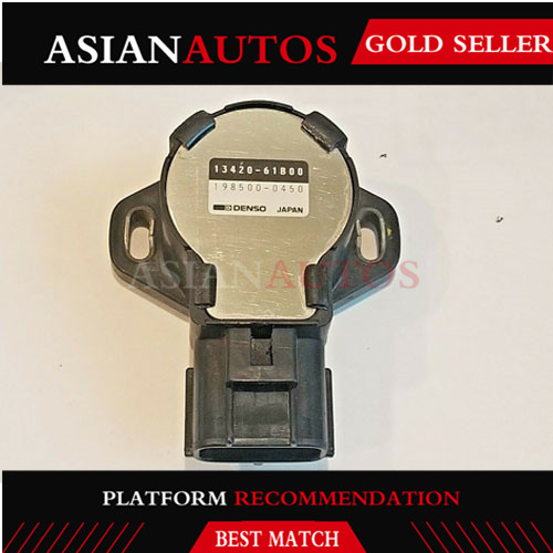 FOR SUZUKI GEO PONTIAC OEM THROTTLE POSITION SENSOR TPS 13420 61B00|Sensors & Switches| |  - title=