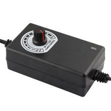 Fonte de alimentação ajustável dc 3v 5v 9v 12 24v 36 v 1a 2a 220v a 3 9 12 24 36 v volt adaptador de alimentação 1a 2a smps transformador