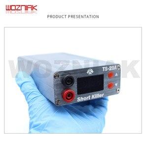 Image 5 - Shortkiller Pro Mobile phone short circuit repair tool box for motherboard short circuit burning repair tool short killer repair
