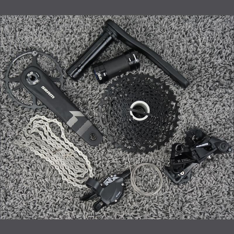 10 Speed  fits  X9 X7 X5 Apex Rival Force SRAM PG-1030 Cassette 11-32T
