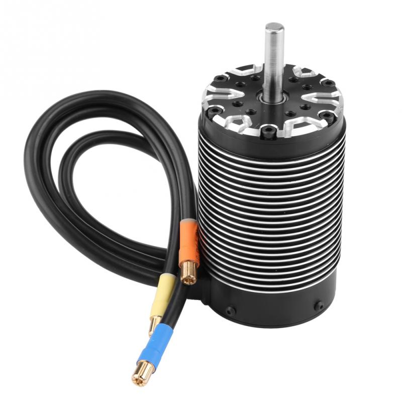 4 pole 12 slot 5692 730KV Sensorless Brushless Motor For 1/5 <font><b>Scale</b></font> <font><b>RC</b></font> Car High Quality Brushless Motor <font><b>RC</b></font> <font><b>Parts</b></font> Accessories image