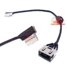Новинка заглушка для разъема питания для ноутбука Lenovo IdeaPad G70-35 G70-70 G70-80 Z70-70 Z70-80 80Q5 80HW P400 DC30100LM00 DC-IN зарядный кабель
