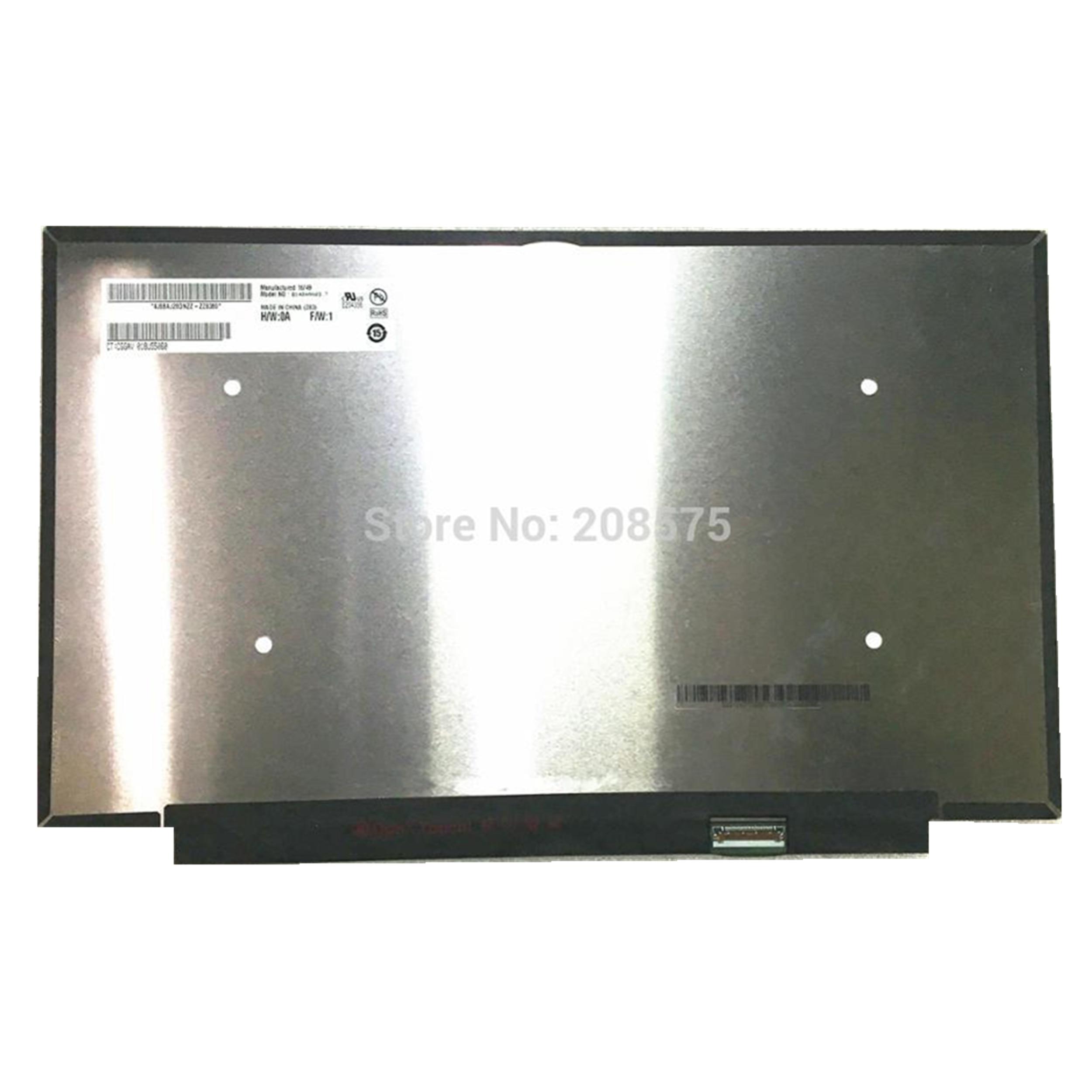 """Бесплатная доставка 14,0 """"светодиодный ЖК-экран B140HAN03.7 N140HCE-GN2 ЖК-экран 1920X1080 FHD 72% NTSC eDP 30 контактов дисплей"""