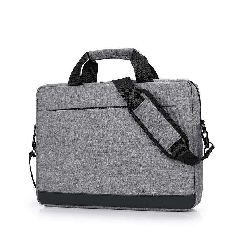 "Portable Laptop Bag 14"" 15.6"" Fashion Polyester Shoulder Bag Handbag Travel Carrying Case For Dell Acer Asus HP Macbook Air Pro"