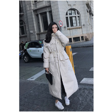 цены Women cotton-padded jacket and plus-size cotton coat warm winter jacket hooded coat S to XL