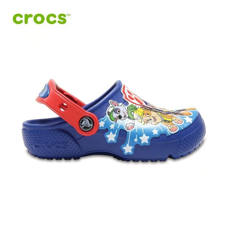 Crocs Kids Fun Lab Boys Paw Patrol Clog
