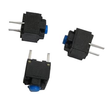 10 sztuk Hot Silent przełączniki mysz mikroprzełączniki Push przełączniki przyciskowe 6*6*7 3mm tanie i dobre opinie HUXUAN Stop Przełącznik Wciskany