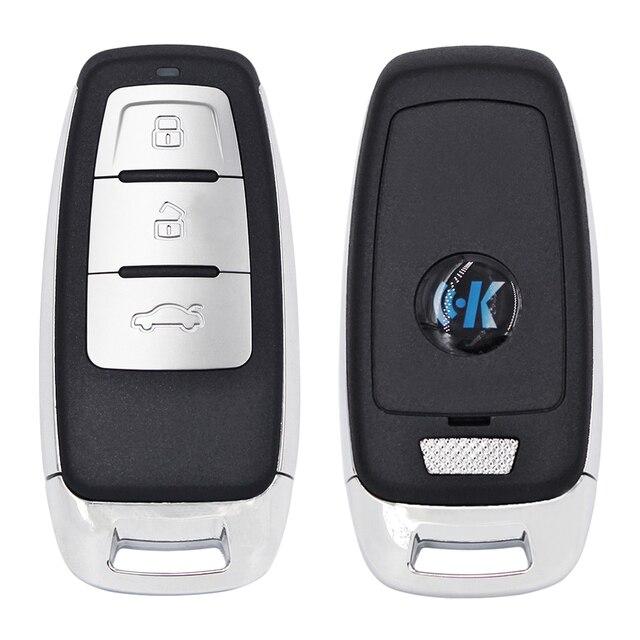 Clé universelle ZB08-3 KD clé intelligente à distance pour KD-X2 KD voiture clé remplacement à distance ajustement plus de 2000 modèles