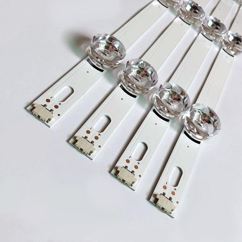 """עכברים - מקלדות 100% חדש תאורת LED אחורית רף טלוויזיה אינץ 49 LG 49Lb5550 49LF5500 Innotek ד.ר.ת 3.0 49"""" A / B סוג 6916L-1944A 6916L-1945A (1)"""