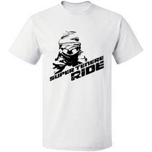 2019 New Arrival MenS Fashion Free Shipping MEN T-SHIRT Vintage Super Tenere Motorbike 100% Cotton Brand T-Shirts