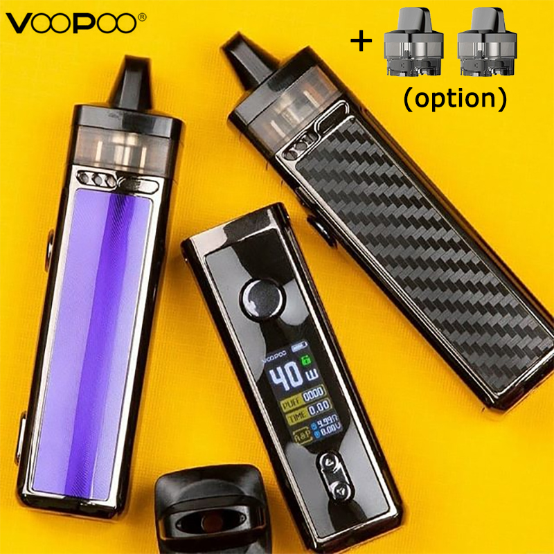 Original VOOPOO VINCI Mod Pod Kit With 1500mah 5.5ml Capacity VW Vape Pod System Fit 0.3ohm PnP Coil Vs Drag Nano/Shogun