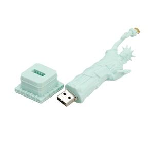 Image 3 - Clé USB Eiffel, tour de liberté, 16 go, 32 go, 64 go, 128 go, USB 2.0, clé USB 256, clé mémoire