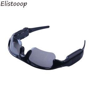 Image 4 - ホット販売多機能デジタルカメラサングラス HD 眼鏡 DVR ビデオレコーダー DVR ビデオカメラ