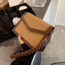 Маленькие сумочки в стиле ретро новинка осень зима модная универсальная
