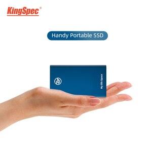 Image 5 - KingSpec נייד SSD 512gb ssd 1TB hdd החיצוני SSD סוג C USB3.1 256gb Externo דיסק Festplatte קשה כונן דיסק למחשב נייד