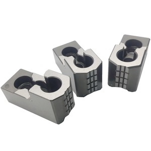 Image 3 - MOSASK 5 6 8 10 Inch  CNC Lathe Accessories Standard Hollow Collet Hydraulic Hard Jaw