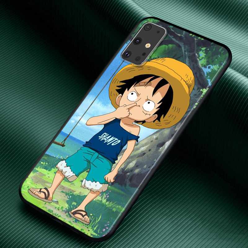 One Piece Silicone Phone Cover For Samsung Galaxy S20 Ultra Plus A01 A11 A21 A31 A41 A51 A71 A91 Phone Case