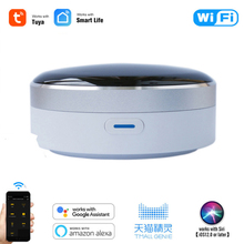 Universal Intelligent Smart Remote Controller WIFI+IR Switch 360 degree Smart Automation Mi Smart Home Google Assistant Alexa tanie tanio