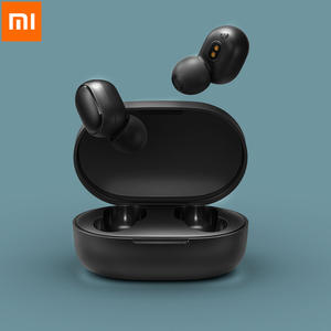 Xiaomi Earphone Stereo Earbuds Ai-Control Cancellation Handsfree Active Noise Airdots Tws