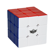 Azely 3x3x3 5.7cm Magnetic Professional Magico Cubes Speed Cube Neo Cube Cubo  Magico Adult Anti-stress Puzzle Toys For Children цена