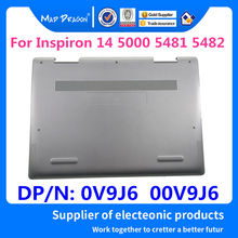 MAD DRAGON Brand Laptop NEW silver Bottom Base Bottom Cover Assembly For Dell Inspiron 14 5000