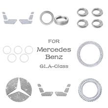 Decorations-Trim Class-X156 Mercedes Bling-Sticker Interior-Parts Benz-Accessories