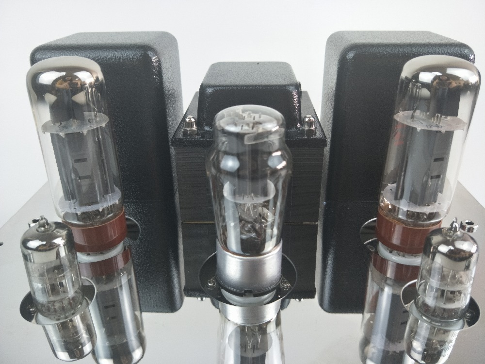 Boyuu A10 EL34B tube amp Single-end Class A HiFi audio amplifier5_副本