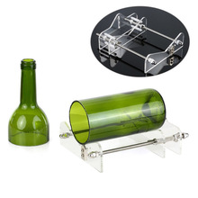 1pcs High Quality Glass Cutter Acrylic Adjustable DIY Bottle Cutting Machine for Wine/Beer Bottles cutting Glass knife tools