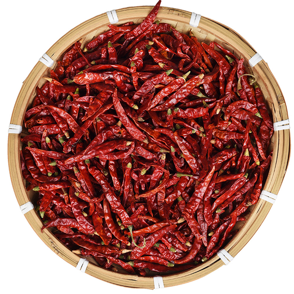 200g dried chilli pure natural bonsai sichun chilli pepper Free shippoingArtificial & Dried Flowers   -