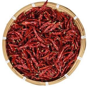 Image 1 - Spedizione gratuita 200g peperoncino secco rosso puro pianta naturale Bonsai Sichun peperoncino