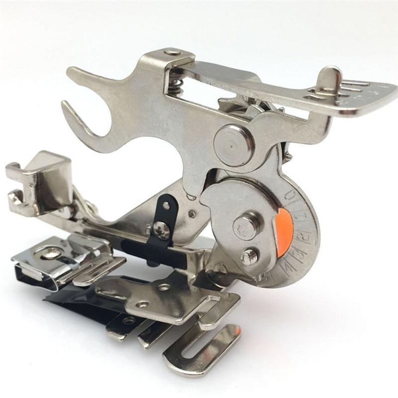 1 шт. нержавеющая сталь Ruffler швейная машина прижимная лапка, #55705 для домашней швейной машины с низким хвостовиком, Сделано в Тайване Швейные инструменты и аксессуары      АлиЭкспресс