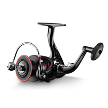New 12+1BB Spinning Fishing Reel Gear Ratio 5.2:1 1000-7000 Series Metal Front Drag Handle Spool Saltwater Fishing Accessories k8356 fishing spinning reel 5 5 1 gear ratio wheel all metal wire cup fishing equipment spool capacity 1000 7000 plastic seat
