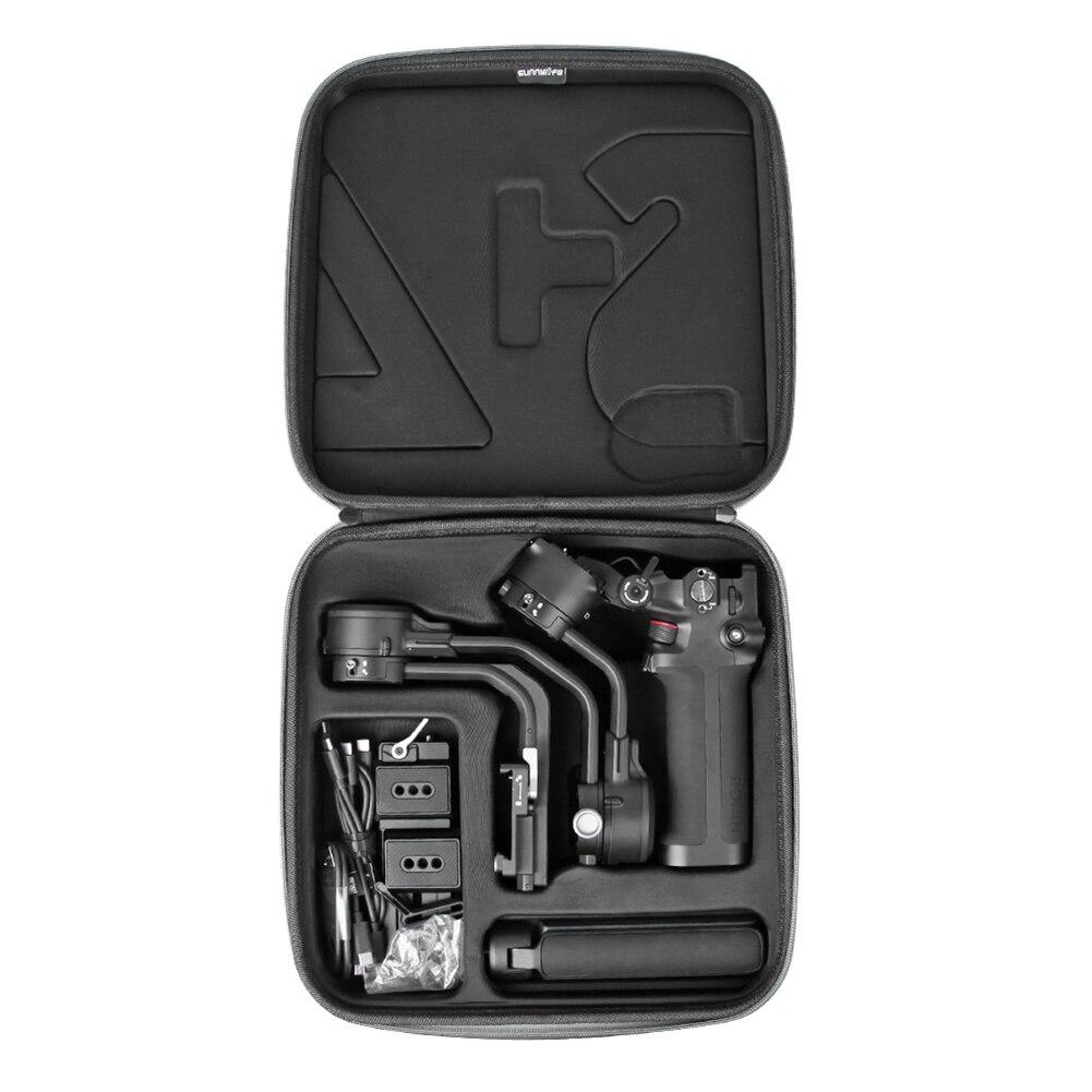 Portable Case Electronic Equipment Accessory Carrying Storage Bag for DJI Ronin RSC 2 EVA Handbag Protective Box Accessories