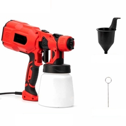 Handheld Spray Guns Paint Sprayers 220V 550W High Power Home Electric Airbrush Easy Spraying Clean Perfect for Beginner