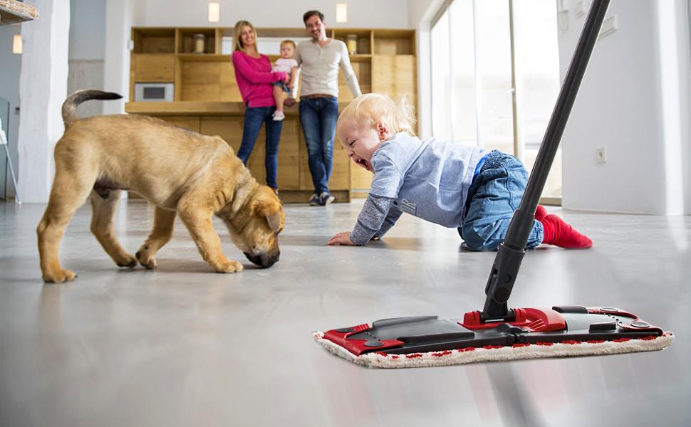 Microfibre Floor Mop Pads Replacement For Vileda Ultramax Mop Refill For O Cedar Mop Vacuum Cleaner Parts Aliexpress