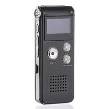 SK012 Professional Mini Digital Aufnahme Stift 8GB Audio Voice Recorder Tragbare MP3 Player Diktiergerät