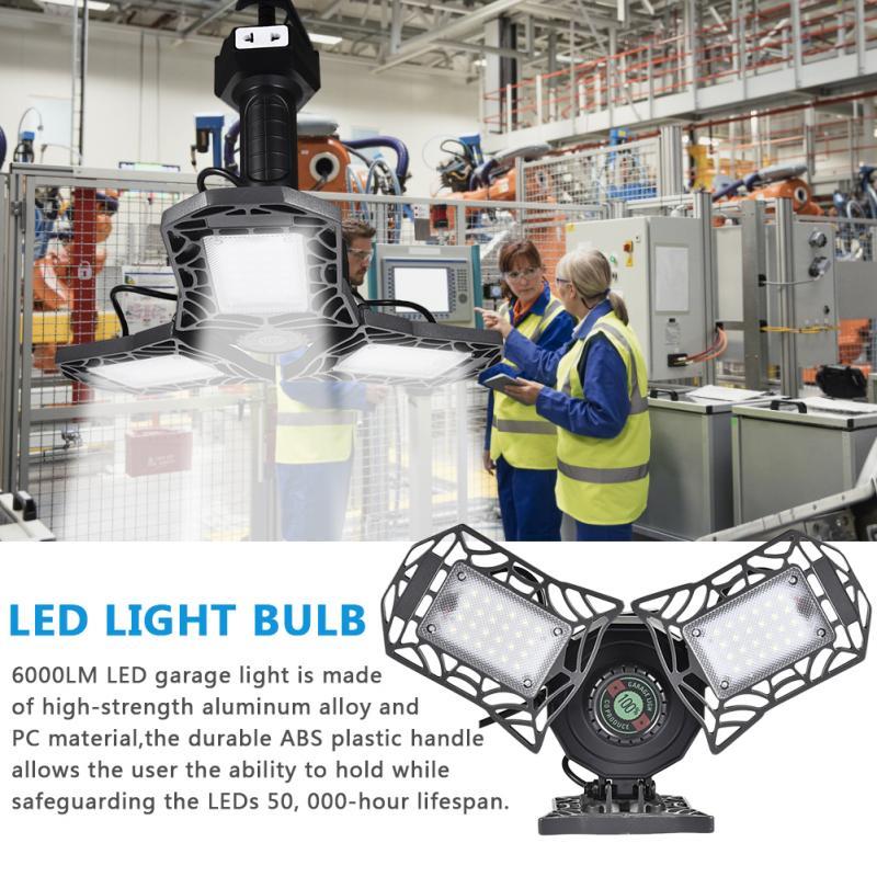 TripleGlow Premium 6000 Lumens LED Light FREE SHIPPING