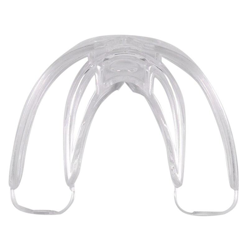 Dental Orthodontic Teeth Corrector Braces Tooth Retainer Straighten Tools Teeth Capped Transparent