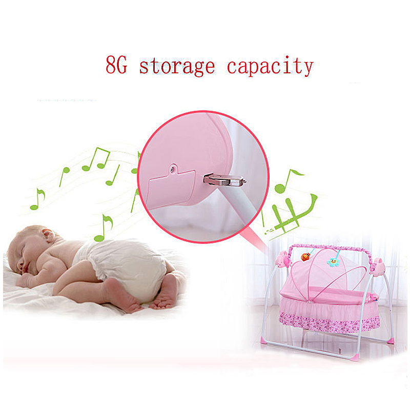 Electric Portable Baby Crib Netting Newborn Baby Folding Bed Bassinet Convertible Baby Crib Bedding Sets Nursery Electric Portable Baby Crib Netting Newborn Baby Folding Bed Bassinet Convertible Baby Crib Bedding Sets Nursery Furniture Cot