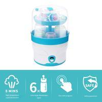 Brand New 2 In 1 Multi functional Baby Bottle Sterilizer Steamed Food Heater Large Capacity Steam Pot Breast Milk Sterilizer