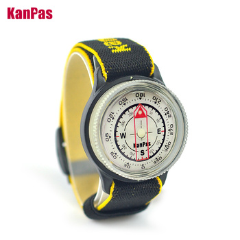 WristBand sighting compass, water proof, Light weight outdoors trekking ,hunting, hiking / with extra powerful luminous compass 5