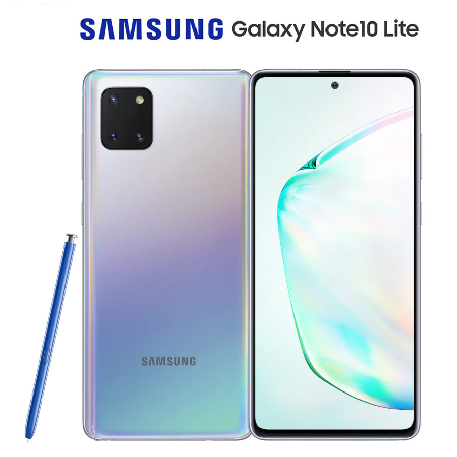 """Globale Version Samsung Galaxy Note10 Lite SM-N770F/DS Dual SIM 6.7 """"8GB RAM 128GB ROM OctaCore 4500mAh NFC Android 10 SmartPhone"""