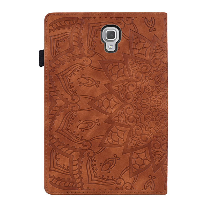 3D Flower Embossed Case For Samsung Galaxy Tab A 10.5 2018 SM-T590 T595 T597 Tablet Cover For Samsung Galaxy Tab A 10 5 Case