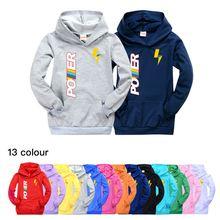 Модный бутик lachlan power Удобный Повседневный свитер для мальчиков