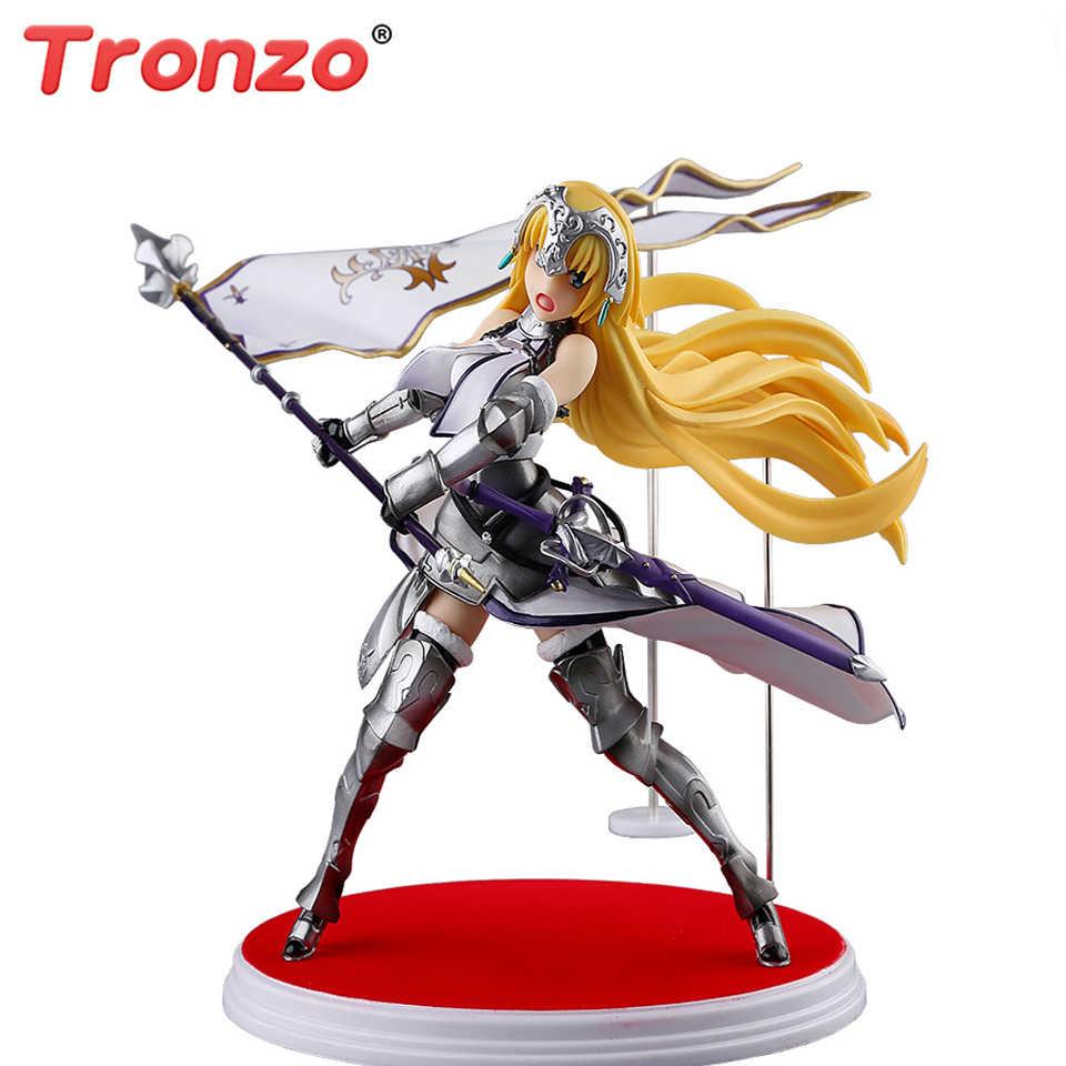 Xmas gift Fate Grand Order Jeanne d/'Arc Ruler PVC Figure