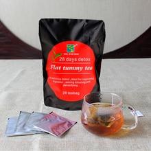 цена на 28 Days Detox Disposable Tea Bag Fat Burner Slimming Product Weight-Loss Detox Slimming Tea Teatox Herbal Tea for Cleanser