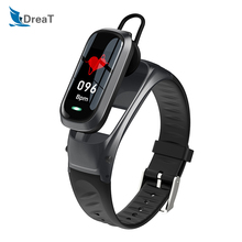 Color Screen Bluetooth Smart Bracelet Women Waterproof Watches Men Heart Rate Monitor Touch Smart Watch B9 for Andriod Ios Phone bounabay heart rate smart watch for men bluetooth man watches clock apple android phone ios man s touch screen men s clocks