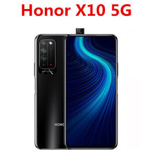Telefone celular honor x10 5g, usb 820 android 10.0 6.63