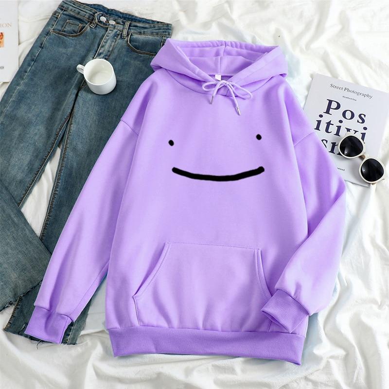 Dream Smp Men/Women Hoodie Fashion All-match Unisex Sweatshirt Retro Cute Long Sleeve Personality Streetwear Casual Pullover Top 9